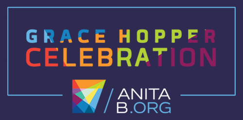 Grace Hopper Celebration 2018 — Lauren Hilton